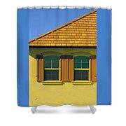 Woodbury Windows No 2 Shower Curtain