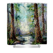 Woodland Creek 1.0 Shower Curtain
