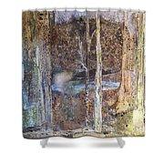 Woodland Sanctuary Shower Curtain