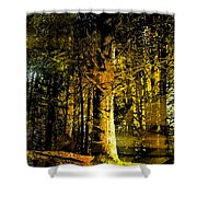 Woodland Tapestry Shower Curtain