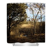 Woodland View  Shower Curtain