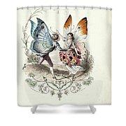 Wordsworth  Shower Curtain