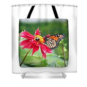 Working Together Tote Bag Shower Curtain