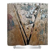 Works Of The Journey I08 Shower Curtain