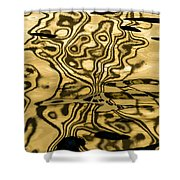 Works Of The Journey I11 Shower Curtain
