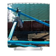 Works Of The Journey I12 Shower Curtain