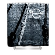 Works Of The Journey II05 Shower Curtain