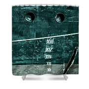 Works Of The Journey II06 Shower Curtain