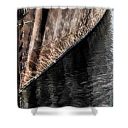 Works Of The Journey II13 Shower Curtain