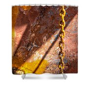Works Of The Journey II14 Shower Curtain