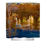 Works Of The Journey II18 Shower Curtain
