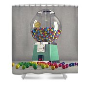World Is Better Without Intolerance Shower Curtain