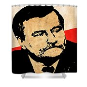 World Leaders 12 Shower Curtain