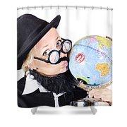 World Love Shower Curtain