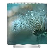 World Of The Drops... Shower Curtain