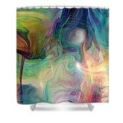 World Of Wonder Shower Curtain