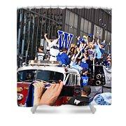 World Series Champions 2015 Shower Curtain