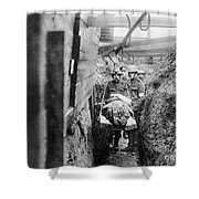 World War I: France Shower Curtain