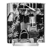 Worth Ave Reflections 0503 Shower Curtain