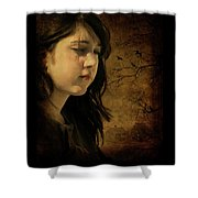Wuthering Hights Shower Curtain