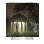 Ww I Memorial Shower Curtain