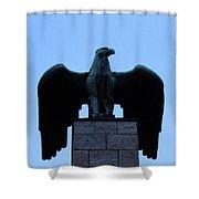 Ww1 Memorial, Nonnendamammallee, Berlin Shower Curtain