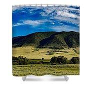 Wyoming Beauty Shower Curtain