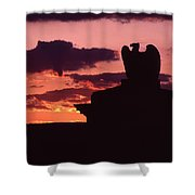 Wyoming Valley On My Mind... Shower Curtain