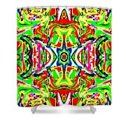 Wyver Shower Curtain