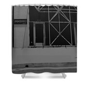 X Shower Curtain
