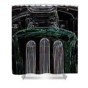 Hot Rod 3 Shower Curtain