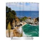 Xanadu Shower Curtain