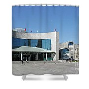 Xinjiang Region Museum Shower Curtain