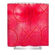 Xoxo 1 Shower Curtain