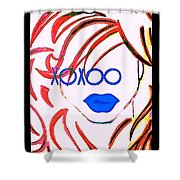 Xoxoo Shower Curtain