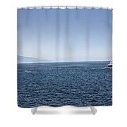 Yacht Shower Curtain