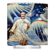 Yad Rakh Shower Curtain