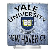Yale University New Haven Ct.  Shower Curtain
