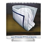 Yale University School Of Nursing Shower Curtain