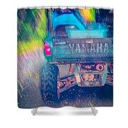 Yamaha Shower Curtain