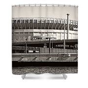 Yankee Stadium    1923  -  2008 Shower Curtain