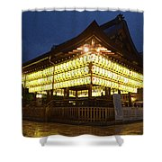 Yasaka Shrine Shower Curtain