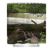 Yates Dam Shower Curtain