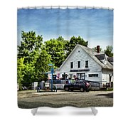 Ye Old Country Store Shower Curtain