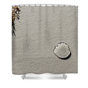Yearning Shower Curtain
