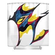 Yearning Shower Curtain