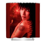 Yeeneth Shower Curtain