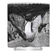 Yellowstone 142 Shower Curtain
