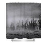 Yellowstone 148 Shower Curtain