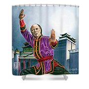 Yen Song Shower Curtain